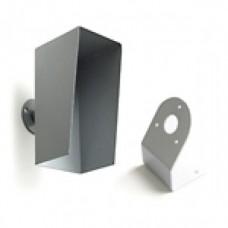 Кожух металлический для извещателей LX с кронштейном: CA-3