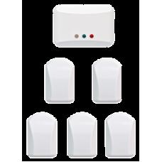 Блок обработки сигналов для датчиков вибрации Шорох-2-10-БОС