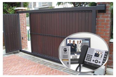 Позитив: шлагбаумы, автоматические ворота, домофоны